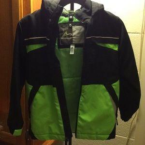Athletech Hoded Jacket
